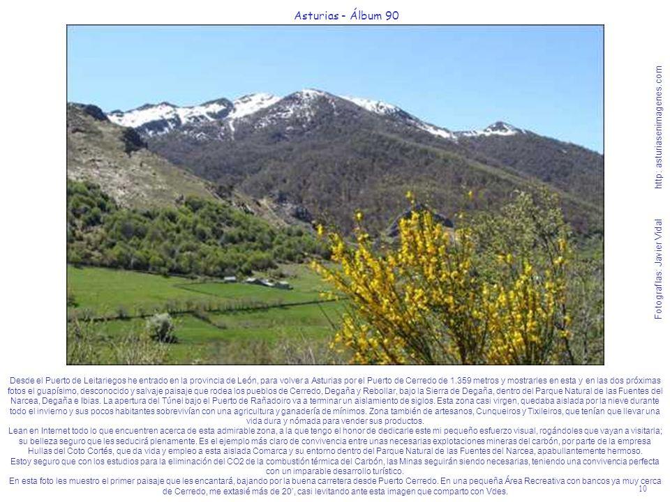 Asturias - Álbum 90 Fotografías: Javier Vidal http: asturiasenimagenes.com.