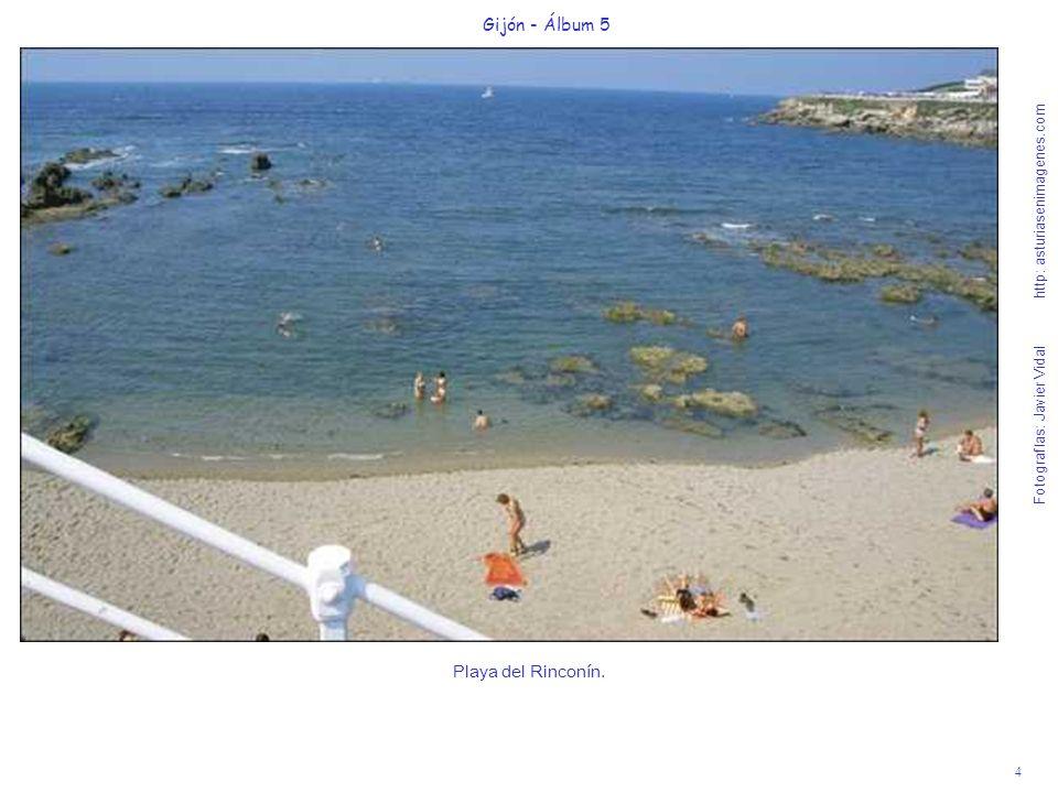 Playa del Rinconín. Gijón - Álbum 5