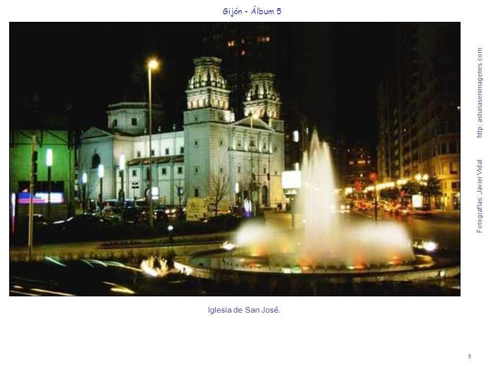 Iglesia de San José. Gijón - Álbum 5