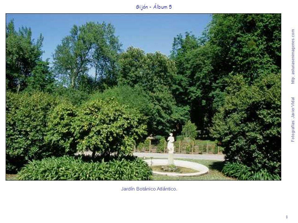 Jardín Botánico Atlántico.
