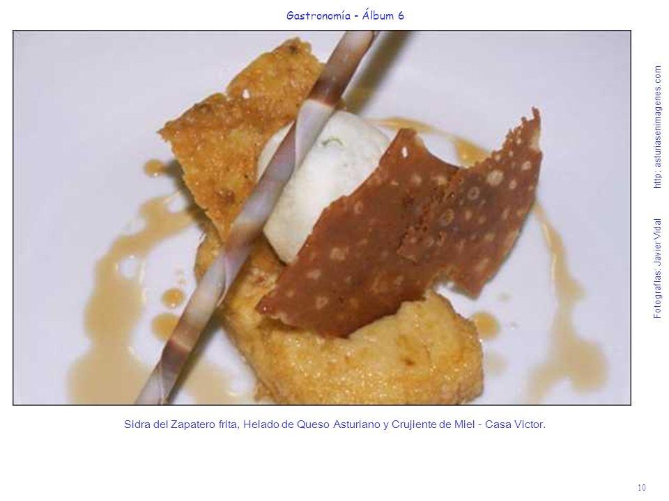 Gastronomía - Álbum 6