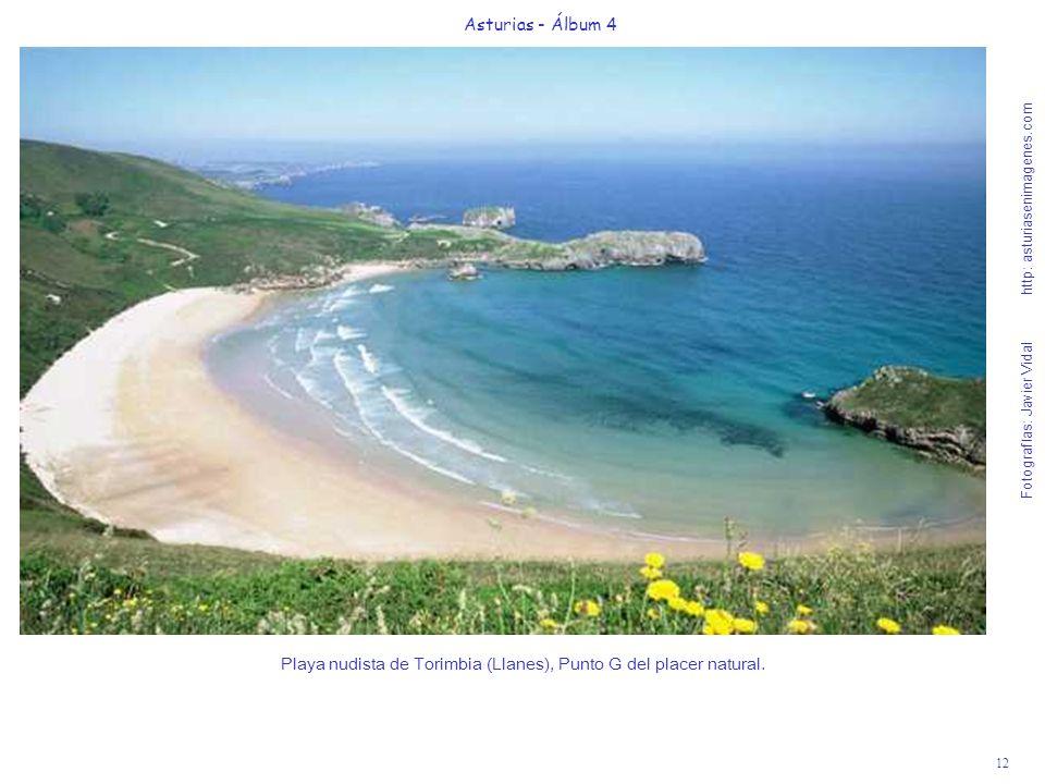 Playa nudista de Torimbia (Llanes), Punto G del placer natural.