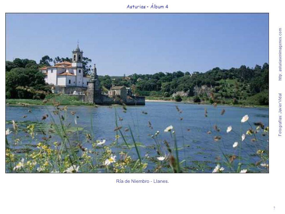 Ría de Niembro - Llanes. Asturias - Álbum 4