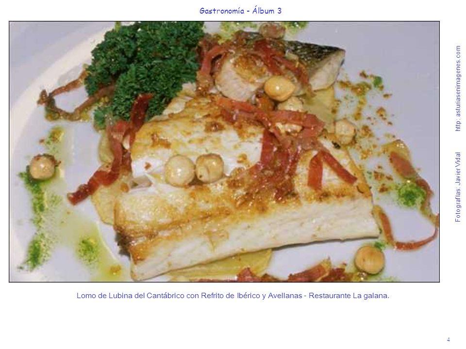 Gastronomía - Álbum 3