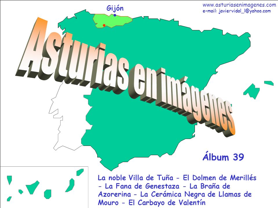 Asturias en imágenes Álbum 39 Gijón