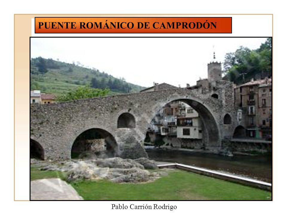 PUENTE ROMÁNICO DE CAMPRODÓN