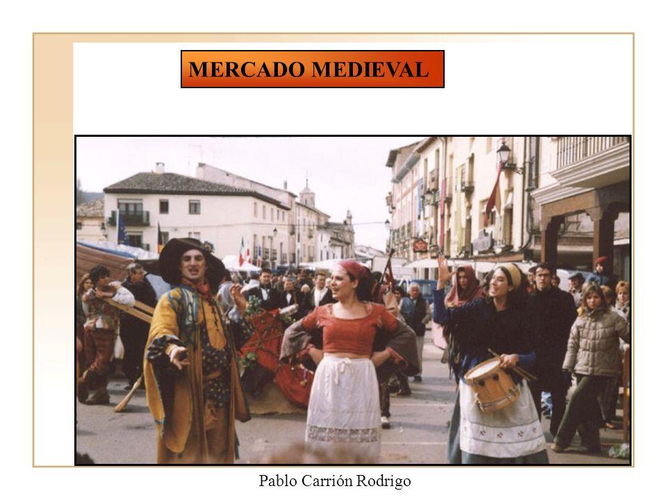 MERCADO MEDIEVAL Pablo Carrión Rodrigo