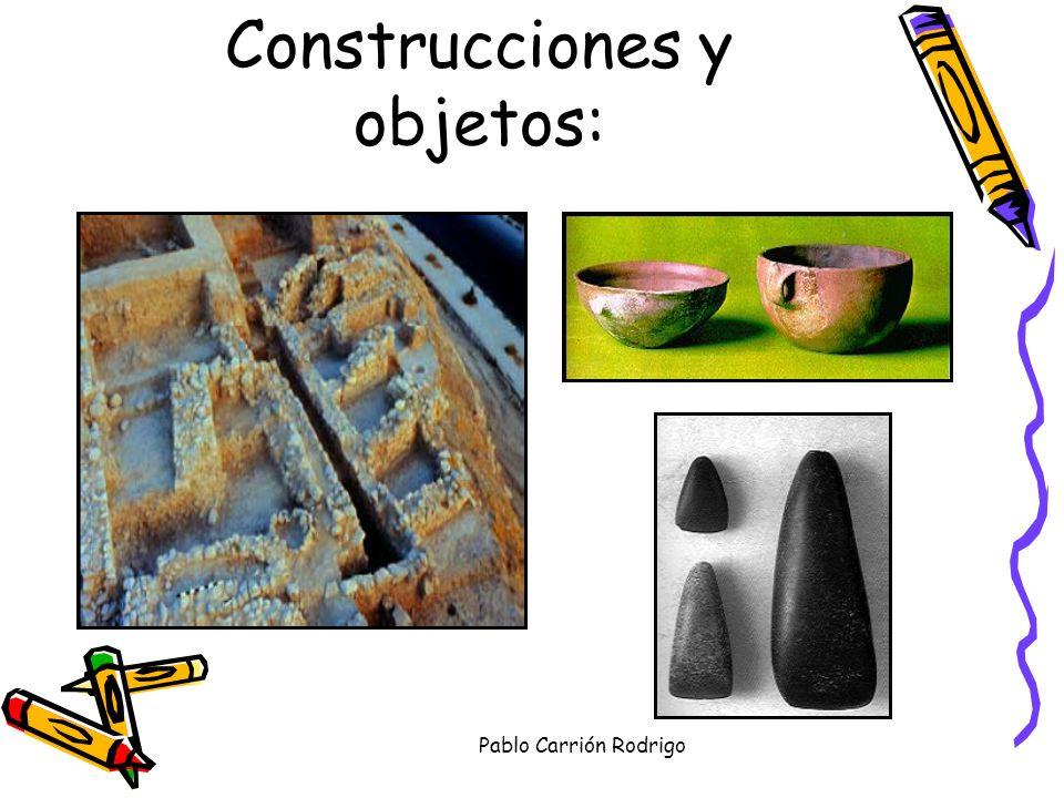 Construcciones y objetos: