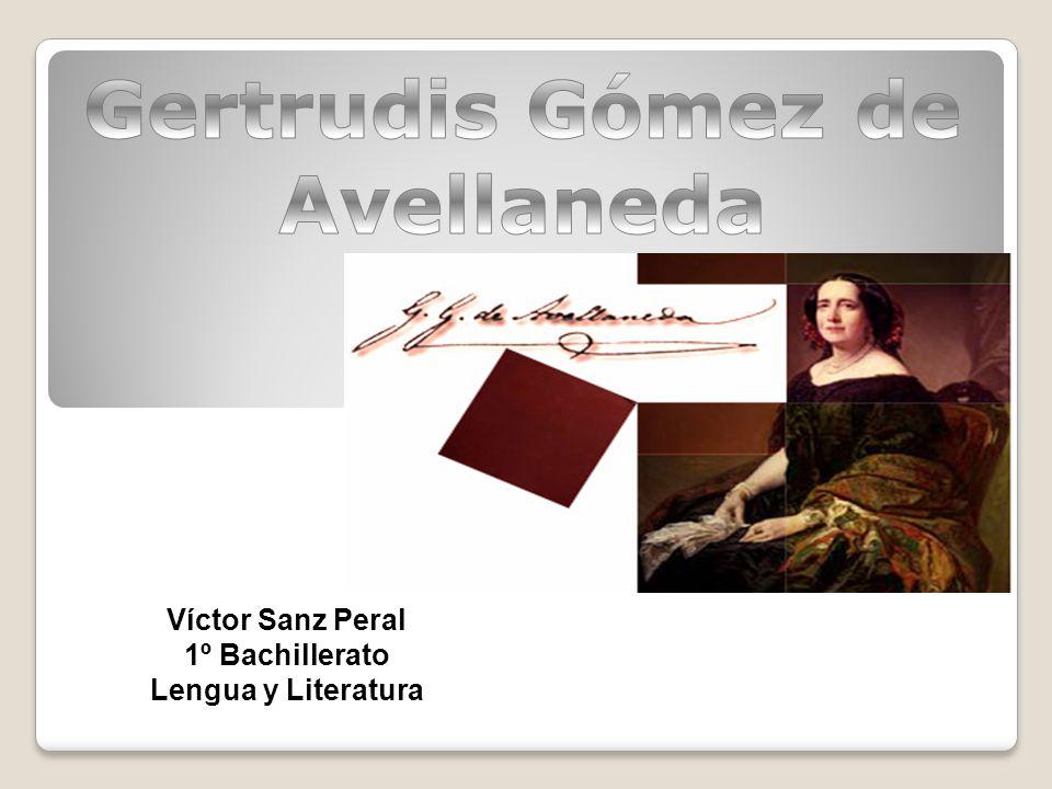Víctor Sanz Peral 1º Bachillerato Lengua y Literatura