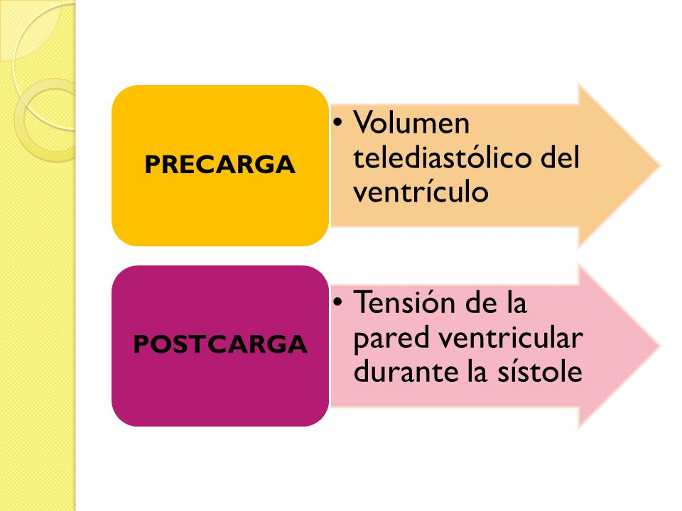 Volumen telediastólico del ventrículo