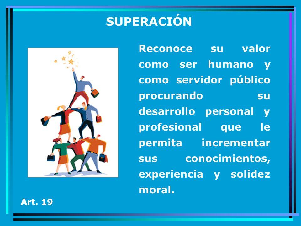 SUPERACIÓN