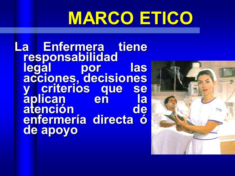 MARCO ETICO