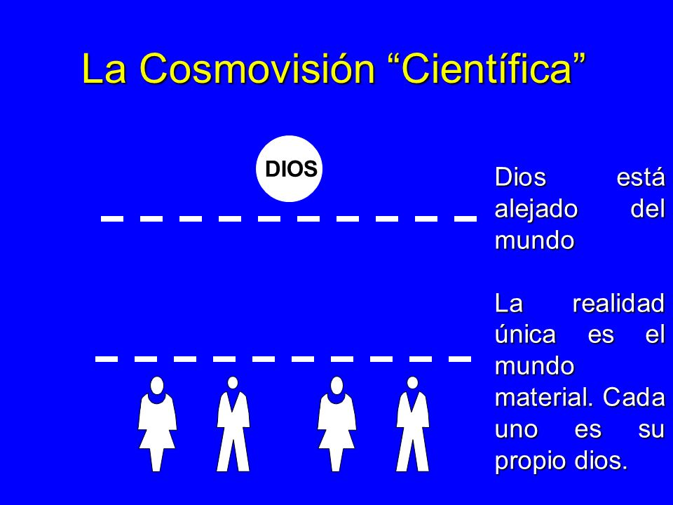 La Cosmovisión Científica