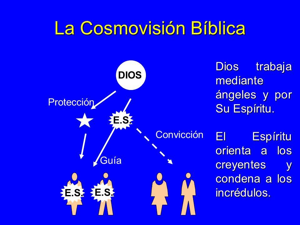 La Cosmovisión Bíblica