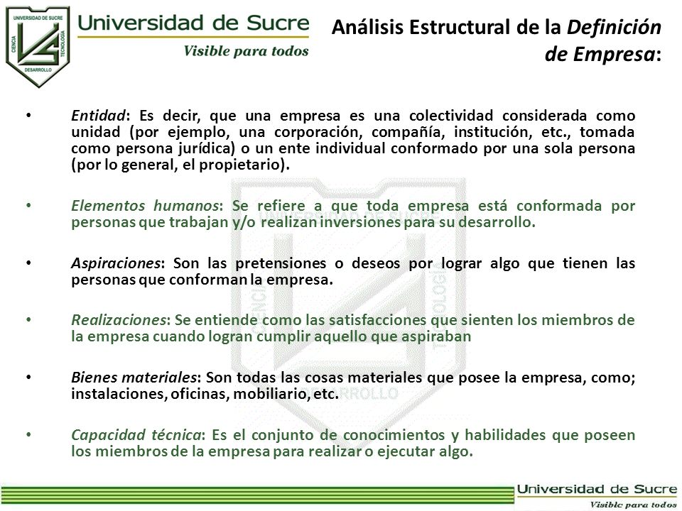 La empresa ppt video online descargar for Que son tecnicas de oficina