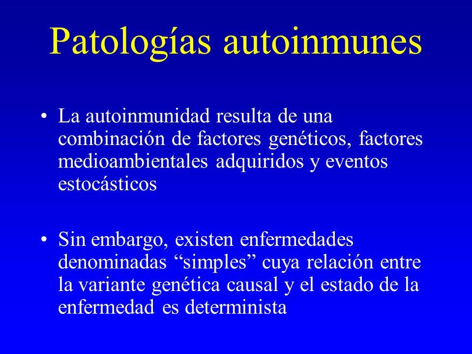 Patologías autoinmunes