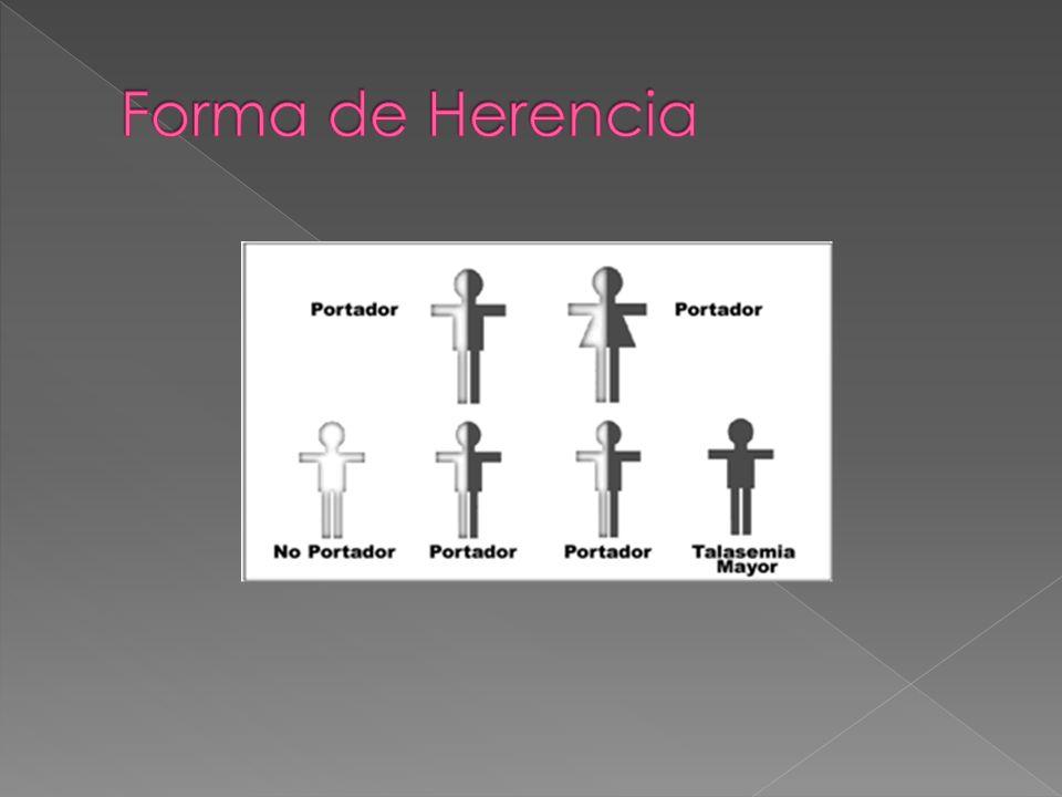 Forma de Herencia