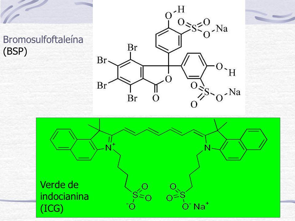Bromosulfoftaleína (BSP)
