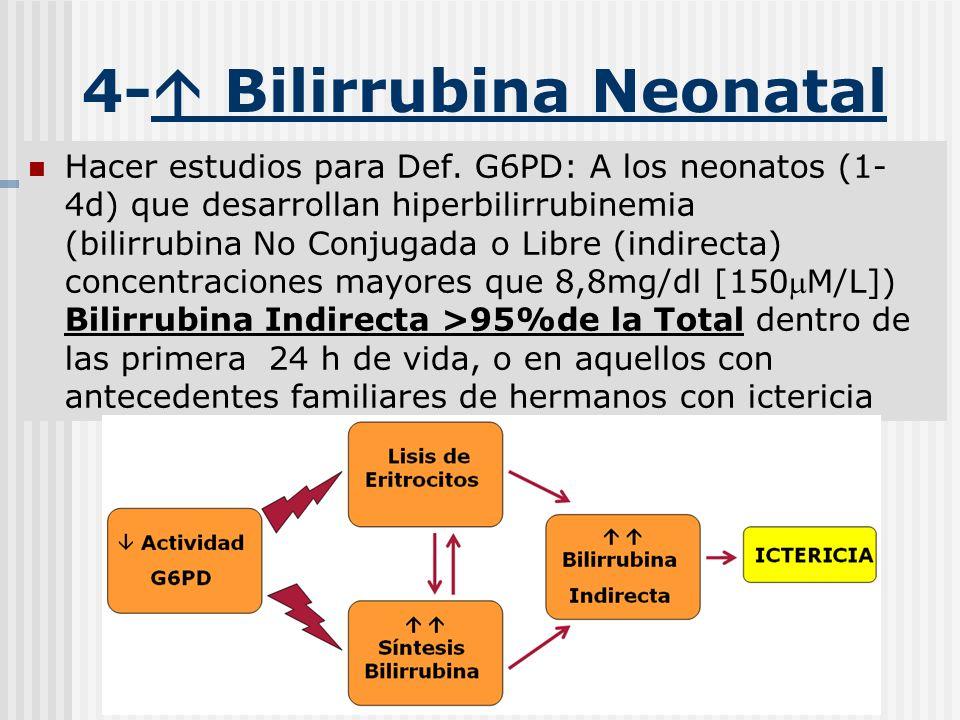 4- Bilirrubina Neonatal