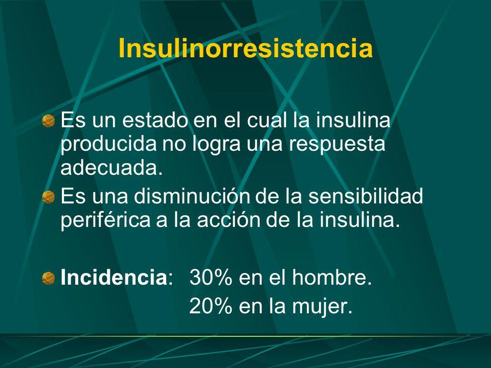 Insulinorresistencia