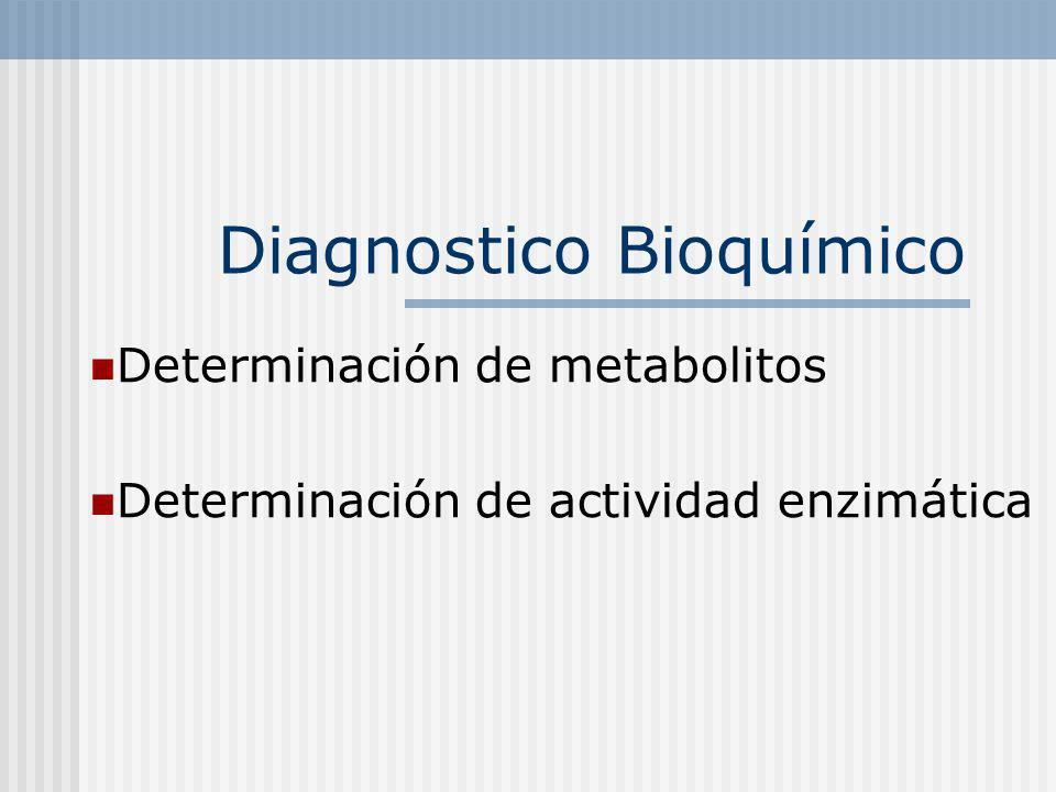 Diagnostico Bioquímico