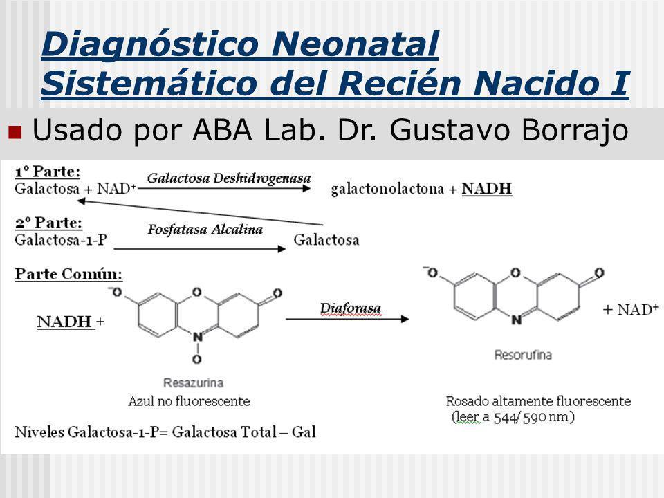 Diagnóstico Neonatal Sistemático del Recién Nacido I