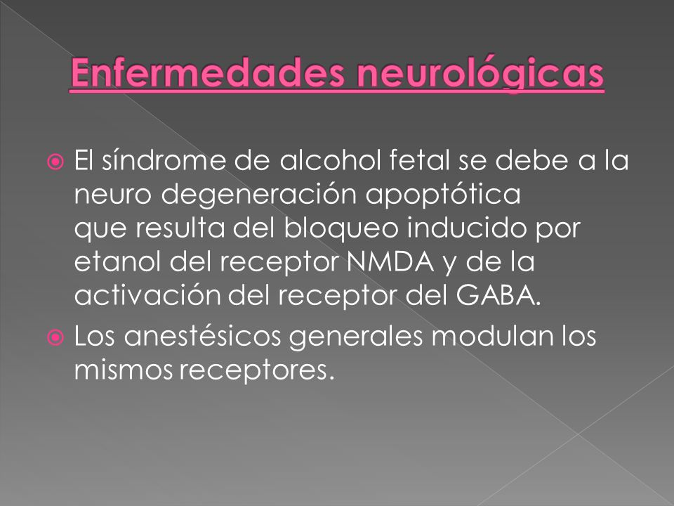 Enfermedades neurológicas