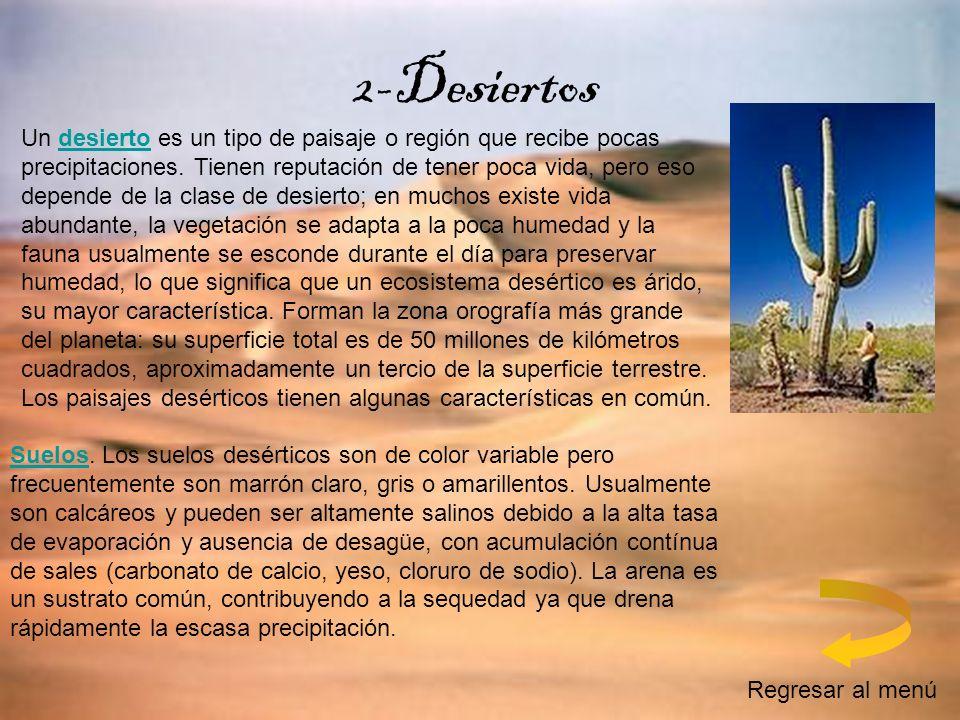 2-Desiertos