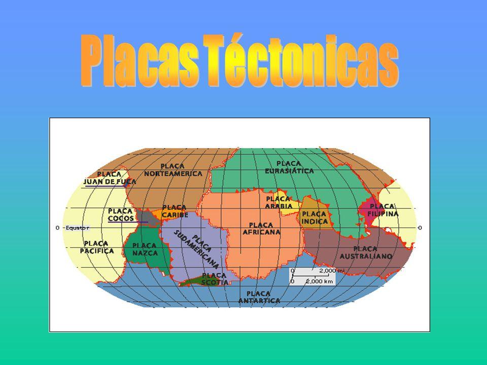Placas Téctonicas