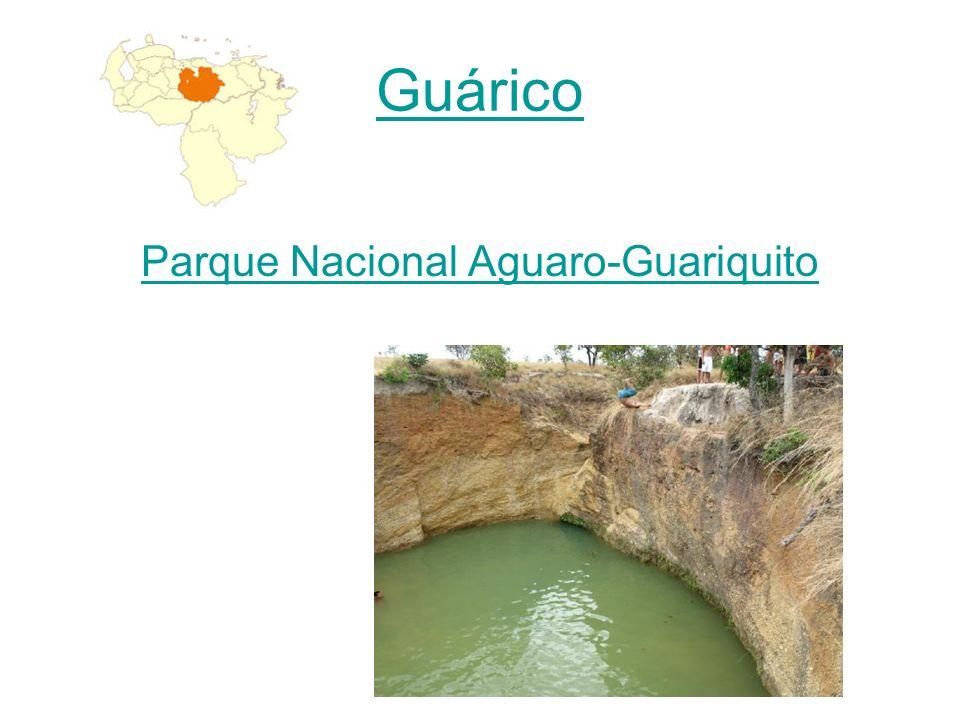 Parque Nacional Aguaro-Guariquito