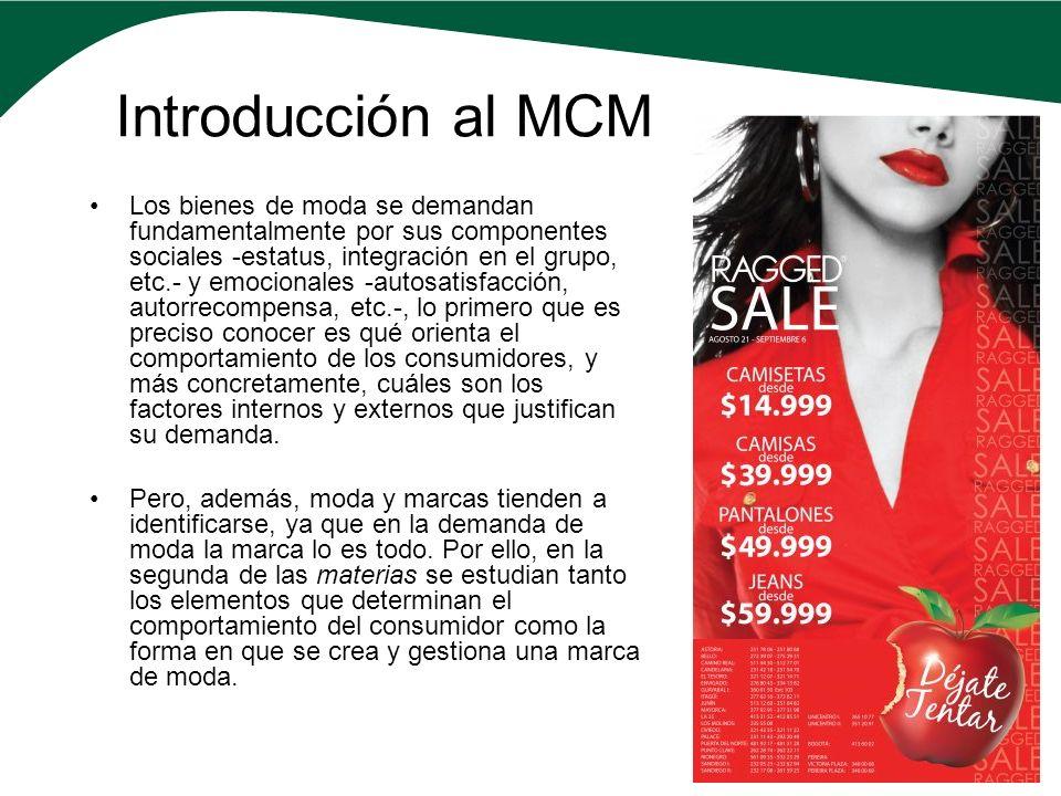 Introducción al MCM