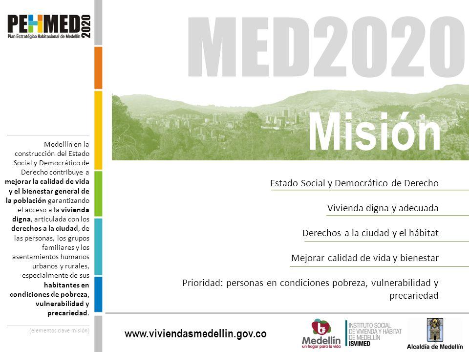 MED2020 Misión Estado Social y Democrático de Derecho