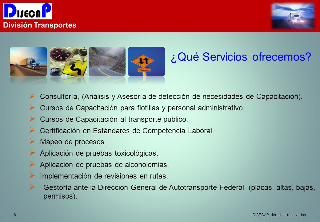 ¿Qué Servicios ofrecemos
