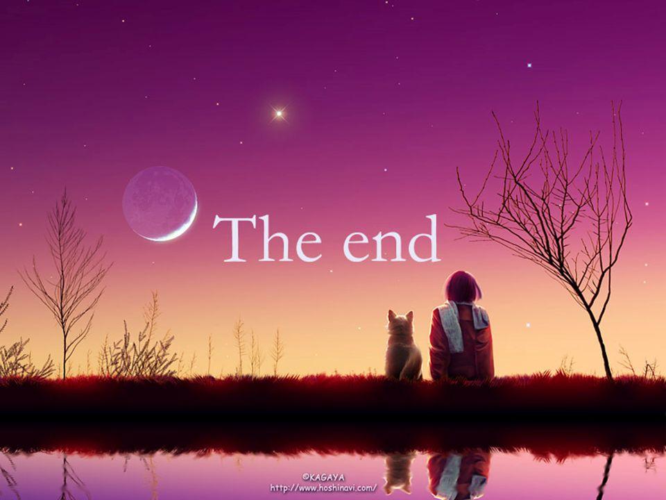 終 於 結 束 了