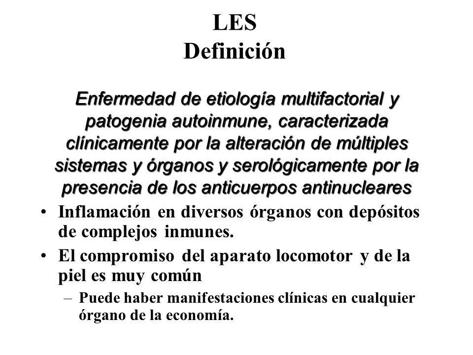 LES Definición