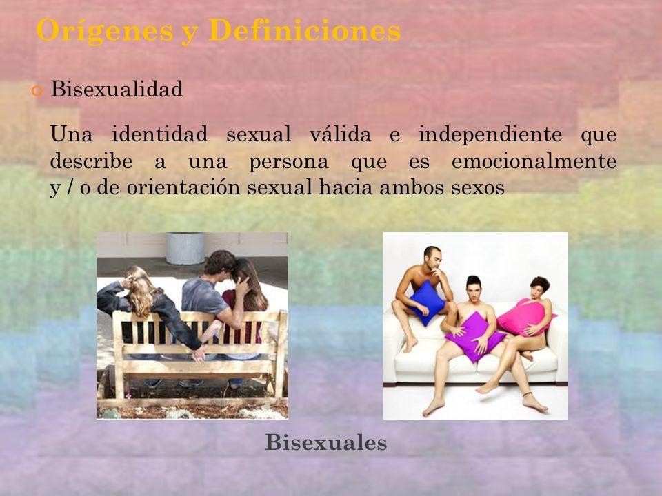 Orígenes y Definiciones