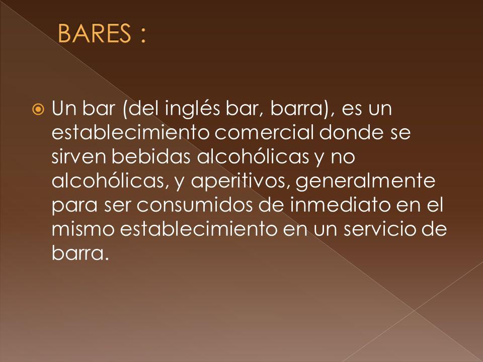 BARES :