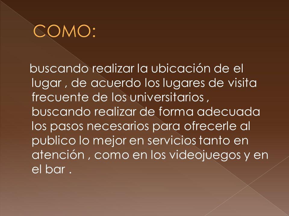 COMO: