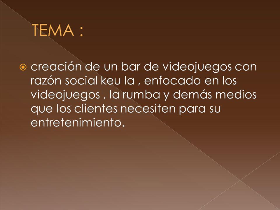 TEMA :