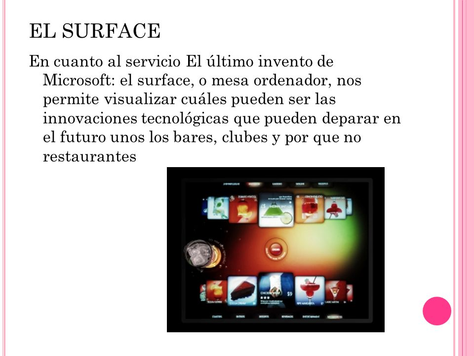EL SURFACE