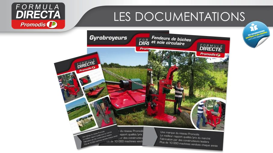 LES DOCUMENTATIONS