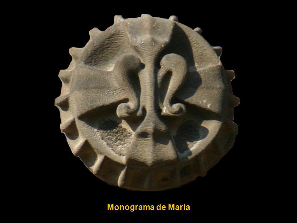 Monograma de María