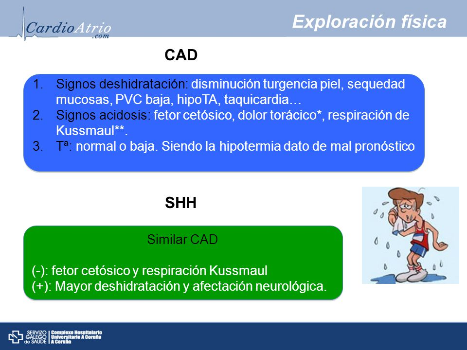 Exploración física CAD SHH
