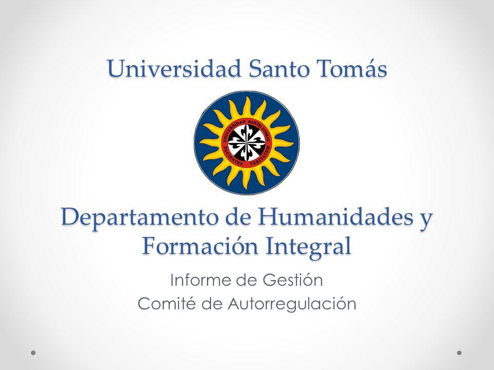 Informe de Gestión Comité de Autorregulación