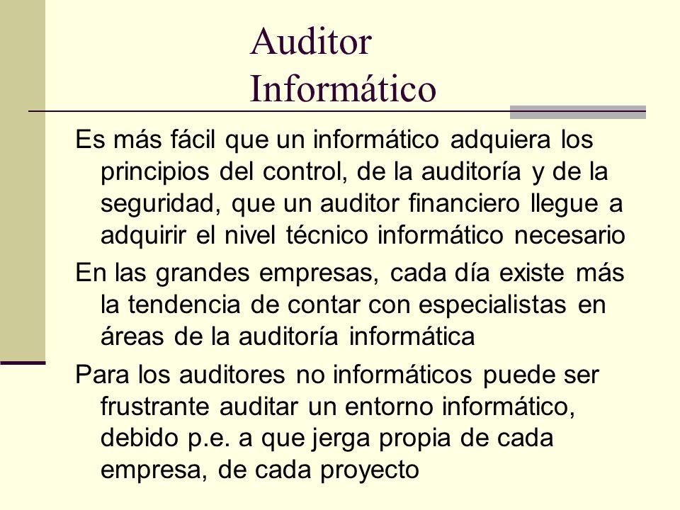 Auditor Informático