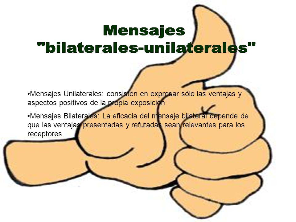 bilaterales-unilaterales