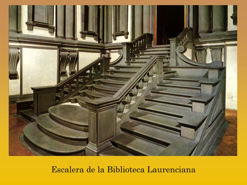 La escalera dorada ppt descargar for Biblioteca debajo de la escalera