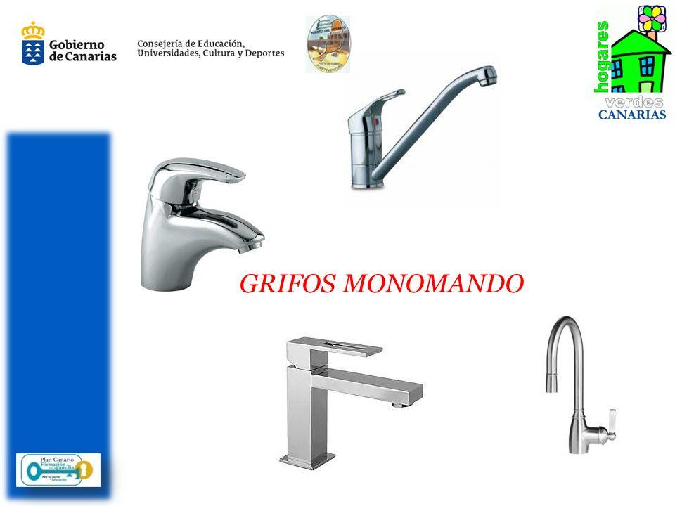 GRIFOS MONOMANDO