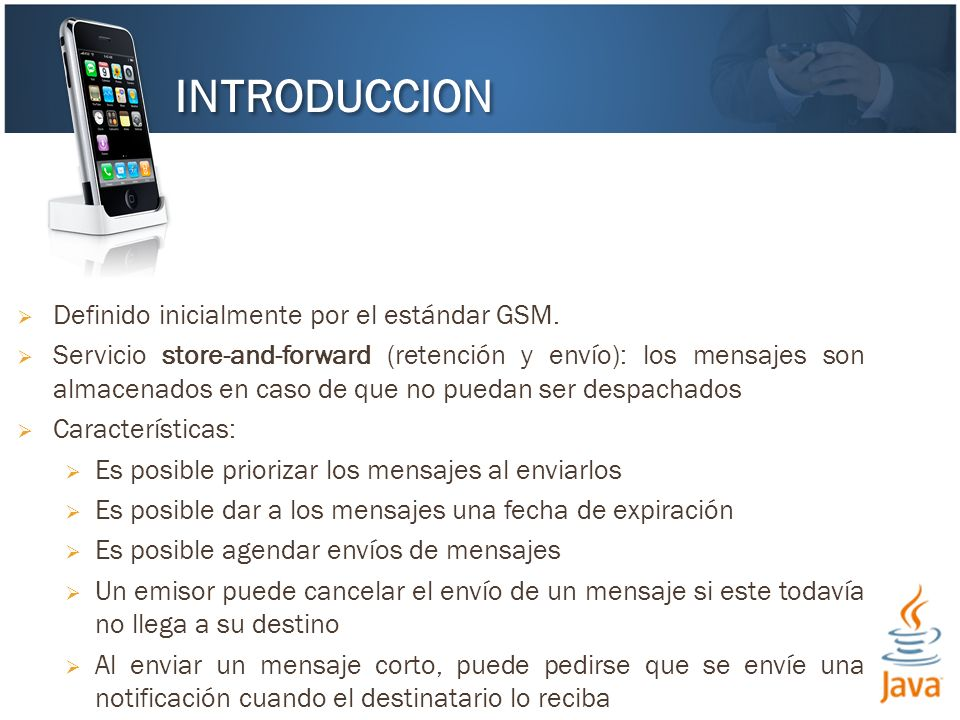 INTRODUCCION Definido inicialmente por el estándar GSM.