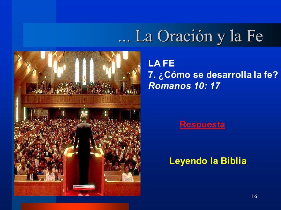 "Matrimonio Leyendo La Biblia : Curso ""la fe de jesÚs lo que la biblia enseÑa acerca"